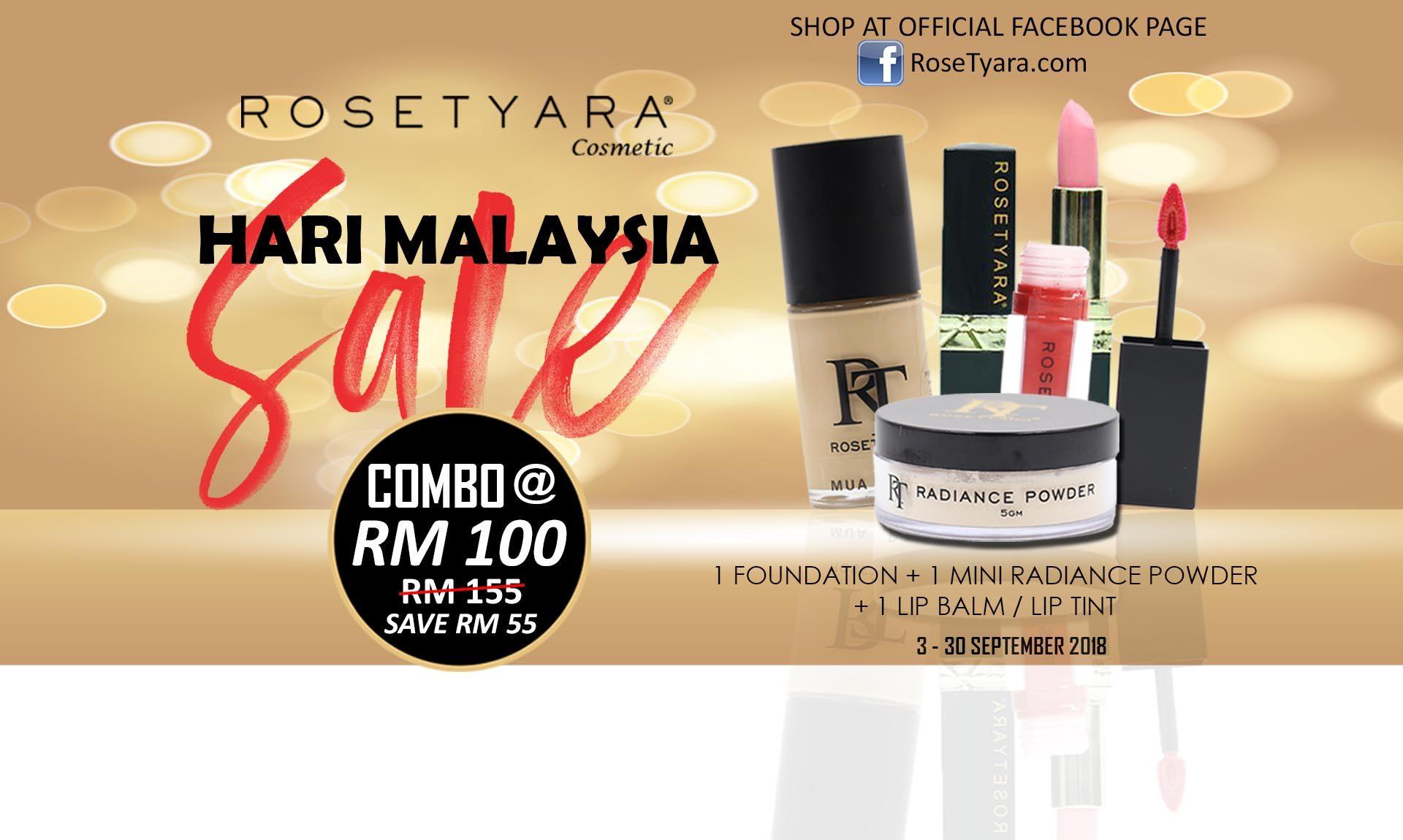 HARI MALAYSIA SALE